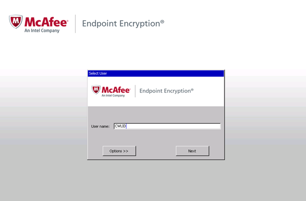 Image result for mcafee endpoint encryption