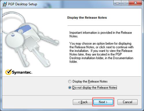 Microsoft Windows PGP WDE Setup | UBC Information Technology