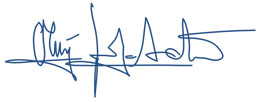 Signature of Oliver Gruter-Andrew