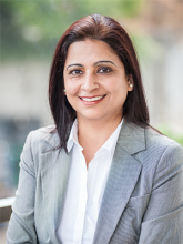 Aarti Paul, Director (Acting), Client Services